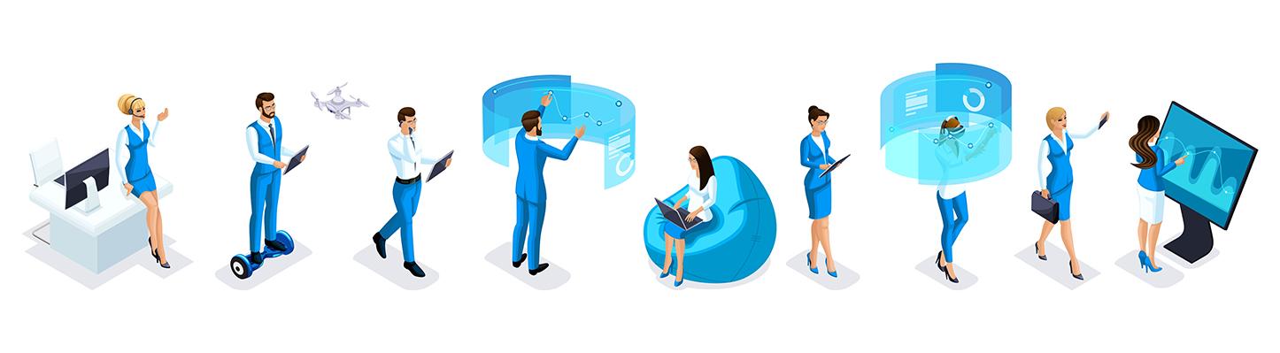 Transformation Digitale Agence Banque Assurance Etude