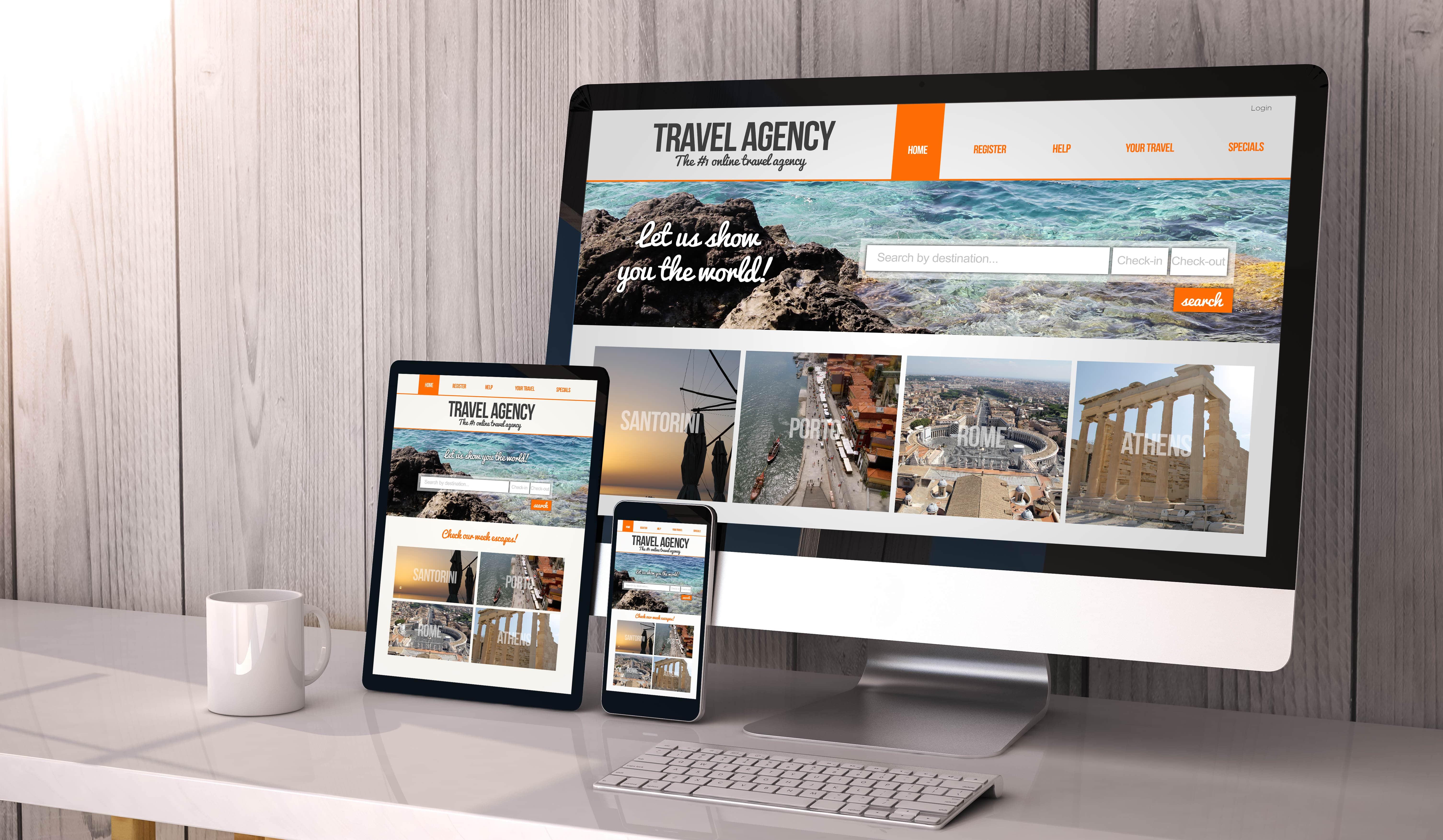 Les enjeux de la digitalisation du tourisme